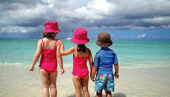 Formentera con i bambini