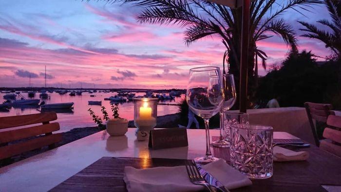 Le migliori pizzerie a Formentera - Cafè del Lago