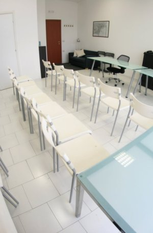 Napoli affitto sala riunioni sala corsi panoramica
