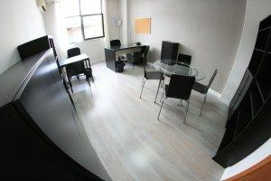 Ufficio elegante arredato incluso posti auto affitto Casalnuovo