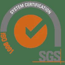 Certificat ISO 9001-2015 Affolter Pignons, fabricant de rouages horloger haut de gamme