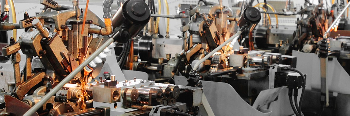 numerical controls into traditional cam-type profile turning machines Affolter Pignons