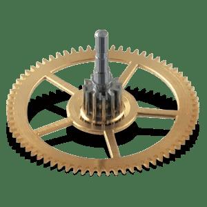 rouage affolter pignons composant horloger horlogerie