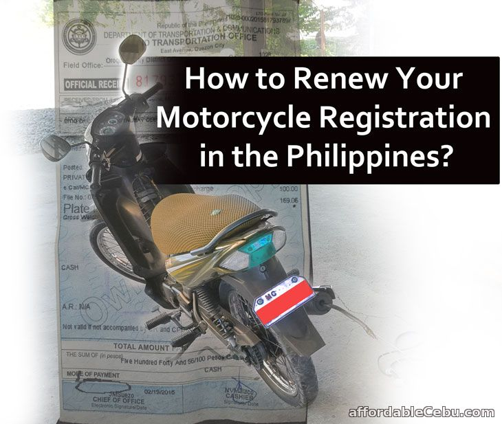 How Do You Renew Your Registration