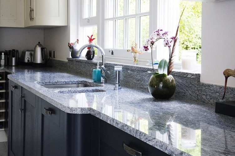 Granite Worktops- A Befitting Component of Your Kitchen