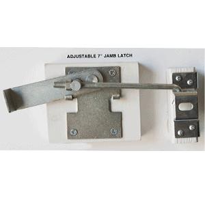 Adjustable Jamb Latch