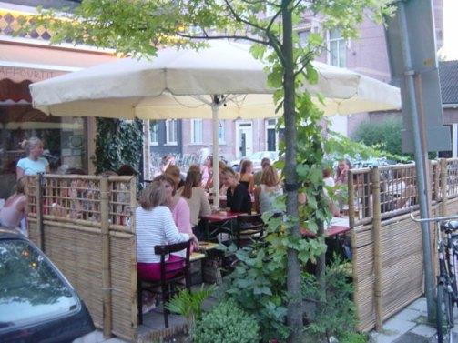 heerlijk terrassen