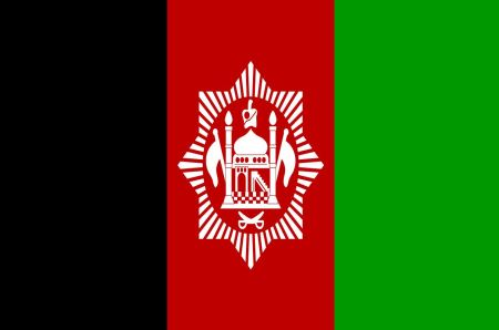 Current and past flags of Afghanistan