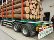 2013 - vérins de translation chargement remorque camion