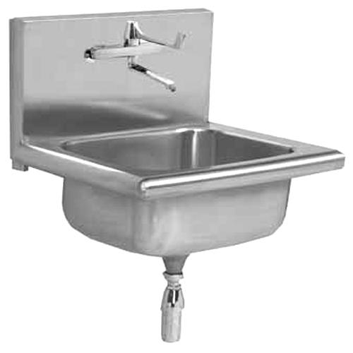 surgeon scrub up sinks wall mounted