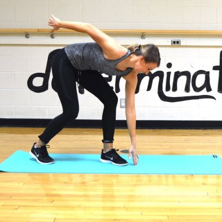Cardio Legs Power Workout