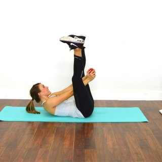 Weighted Core Workout