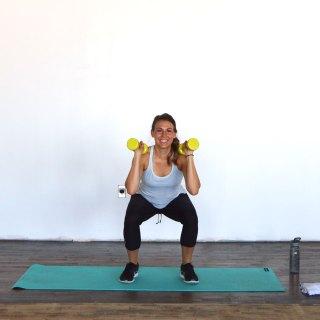 Post Thanksgiving Body Burn Workout
