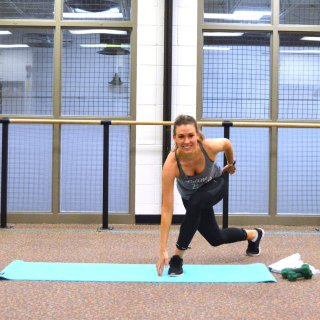 Cardio Strength 30 Minute HIIT Workout