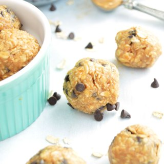 Cookie Dough Energy Balls
