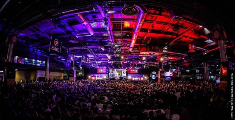 L'ESWC dévoile ses tournois officiels à la PGW 2018
