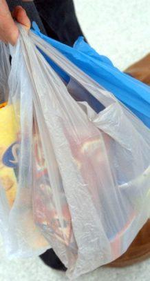 أعادة تدوير الشنط البلاستيكية