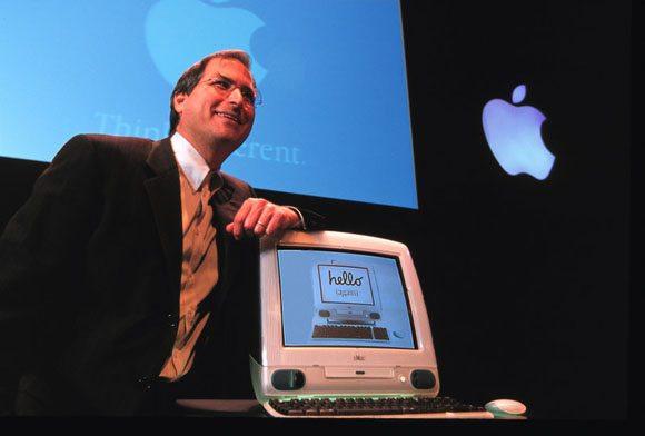 قصة رجل الاعمال (ستيف جوبز) رجلٍ ألهم العالم ورحل وهو في قمة نجاحه.
