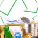 إعادة تدوير, المخلفات ,والنفايات