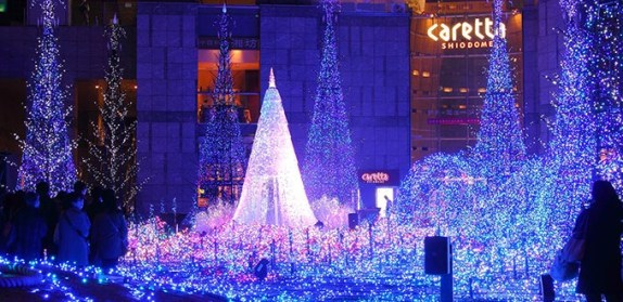 Image result for Tokyo, Japan christmas