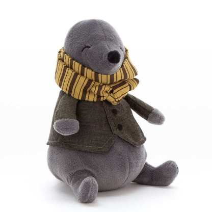 Jellycat Riverside Ramblers Mole 17cm | All Ages Special Gift Plush
