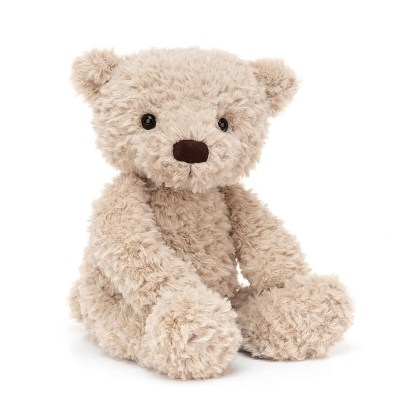 Jellycat Fletcher Bear Plush Soft Toy