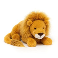 Jellycat Teddy Louie Lion