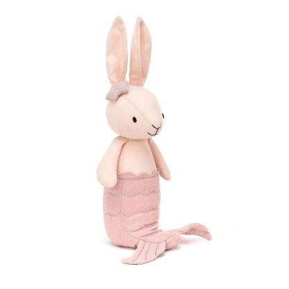 Jellycat Merbunny Blush Teddy