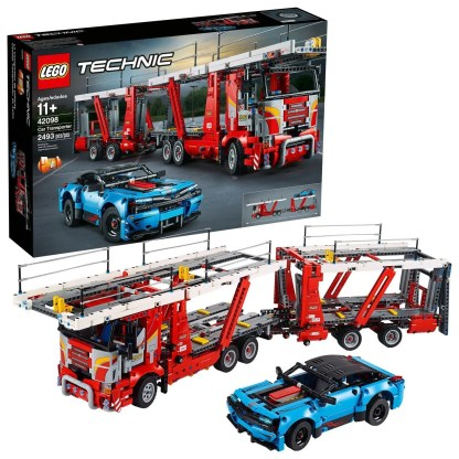Lego City Car Transporter | Best Costume And Toy Deals