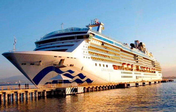 crucero princess 696x446 - Grand Princess programa su cuarto arribo con 2 mil 500 pasajeros - #Noticias