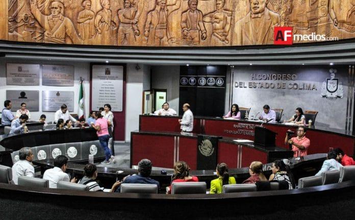 AFmedios Congres de Colima presupuesto 2020 696x432 - Comisión de Hacienda tuvo 60 días para calificar cuentas publicas 2018 y no cumplió