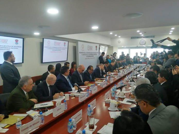 conago13 696x522 - Participa Secretario de Seguridad Pública en reunión de comisión de Conago - #Noticias