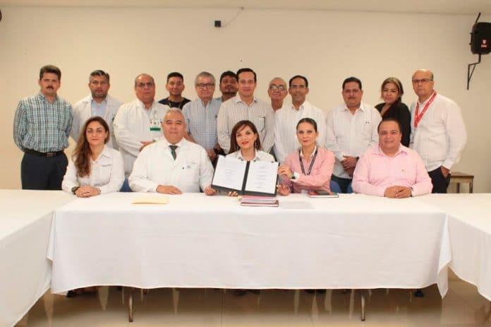 centrotransplantes10 696x463 - Instalan el Centro Estatal de Trasplantes de Colima - #Noticias