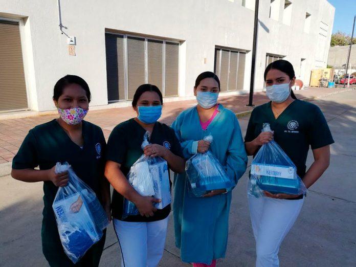pasantesucol 696x522 - UdeC prioriza seguridad de sus pasantes en el área de la salud, en Manzanillo