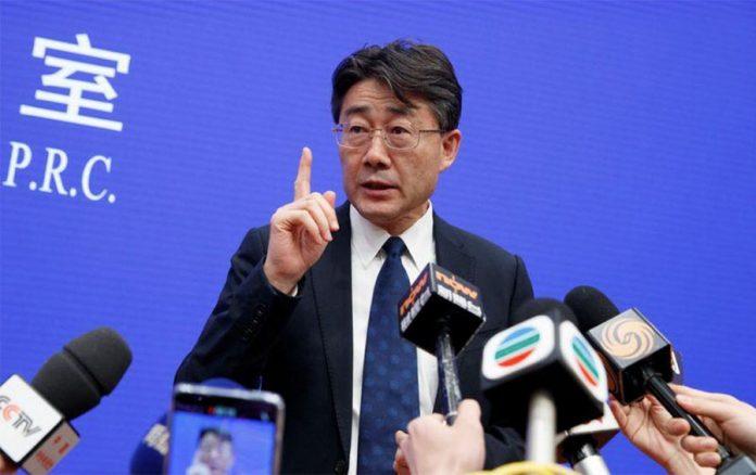 chinasalud 696x438 - La máxima autoridad de China para el control de enfermedades acepta las críticas sobre su respuesta a la pandemia
