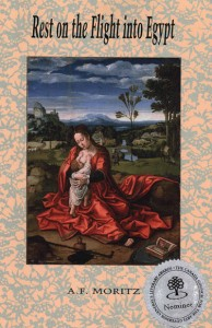 Rest on the Flight into Egypt by A F Moritz 400 x 618