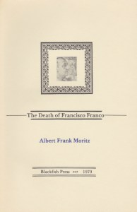 Death of Franco Cover