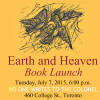 Earth and Heaven Book Launch