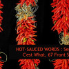 Hot-Sauced Words