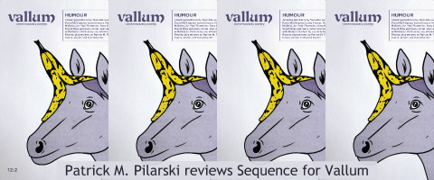 Patrick Pilarski reviews Sequence