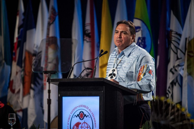 National Chief Perry Bellegarde – Opening remarks to the AFN Special Chiefs Assembly – December 6, 2016