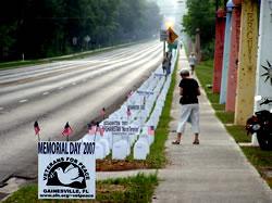 memorial day display