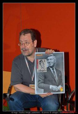 Conferenza su Hergé - Salone Internazionale del Libro