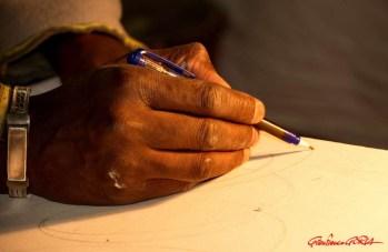 DSC_6887 dettaglio mnao disegnatore di sabbia - afnews