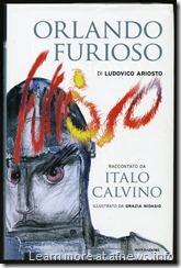 Nidasio Orlando Ariosto Calvino cover