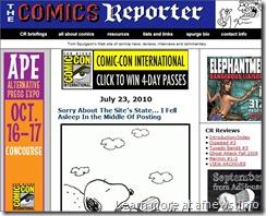 ComicsReporter