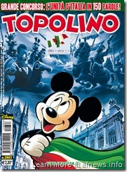 Topolino 2011