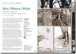 Mus Mouse Maus - Interpretations suédoises présentations