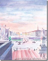 Illustrazione Repubblica 2 - marco patrucco