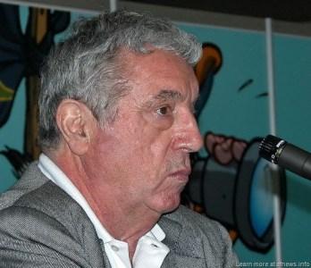 Sergio Bonelli 2003 - foto Gianfranco Goria